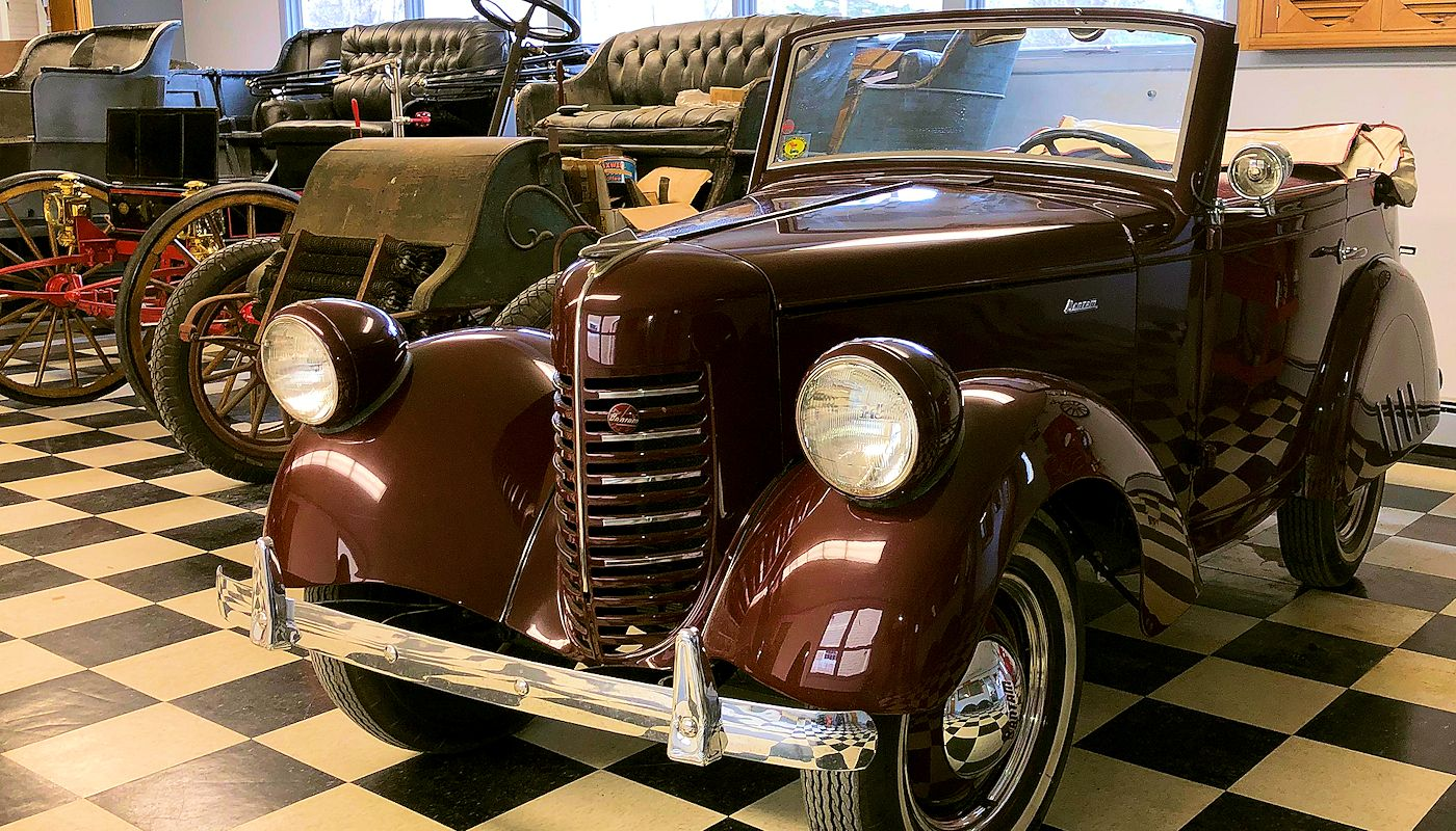 1940 American Bantam - Hollywood