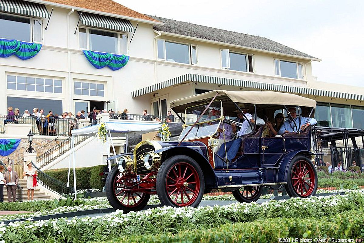 Pebble Beach Concors Winner - 1910 Rambler Model 54
