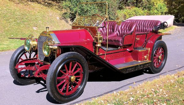 1910 Simplex Chassis no50-10351