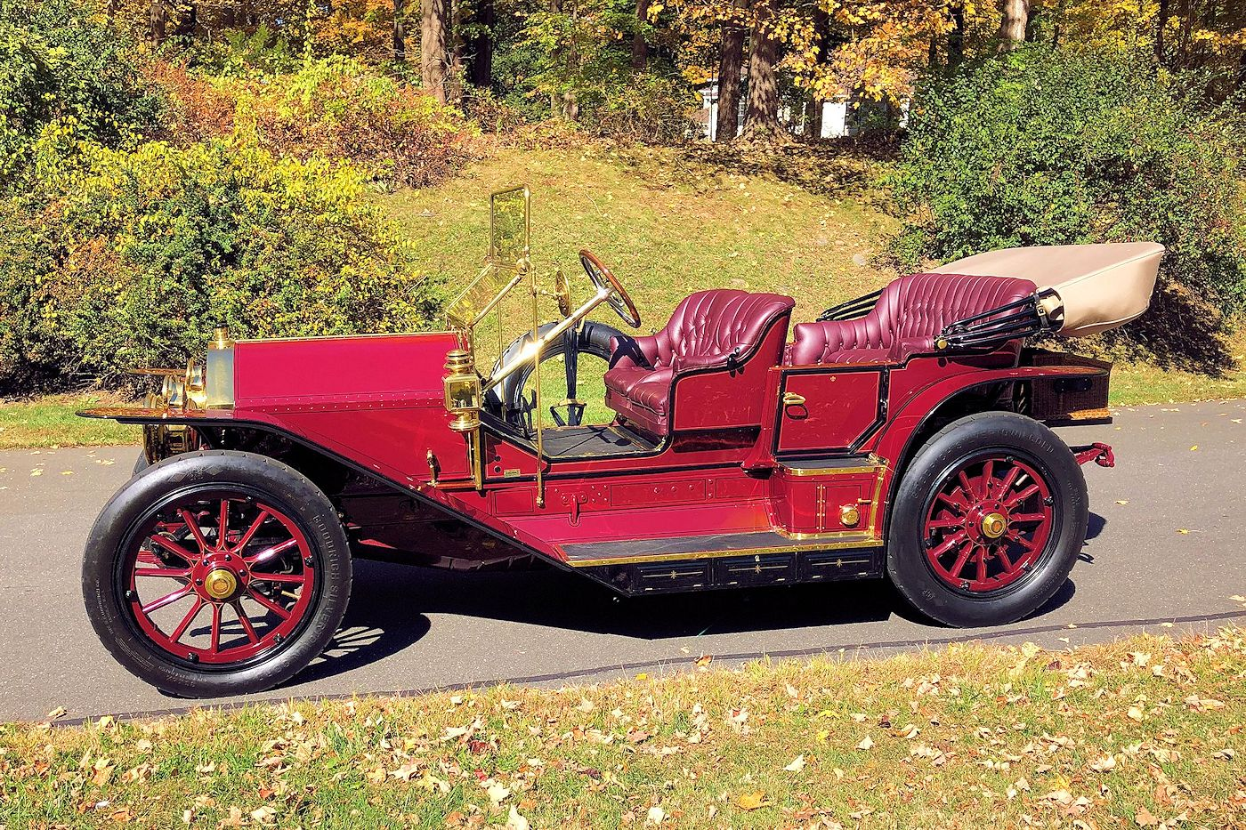 1910 Simplex Chassis #50-10351