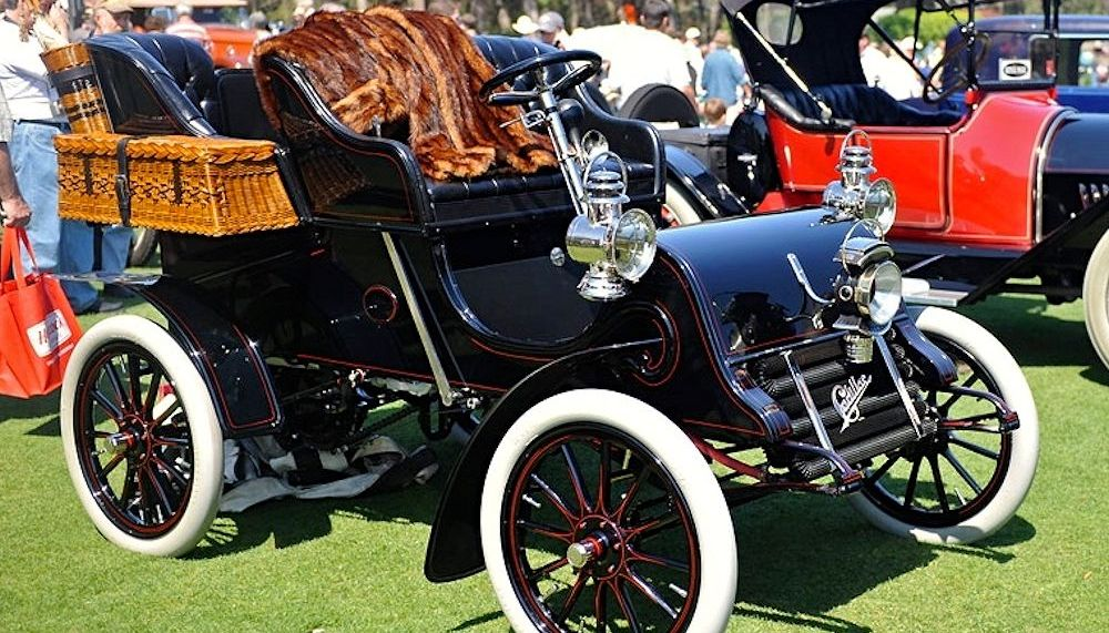 1903 Cadillac Model A -  Laidlaw Antique Auto Retoration - Pebble Beach Concours Winner