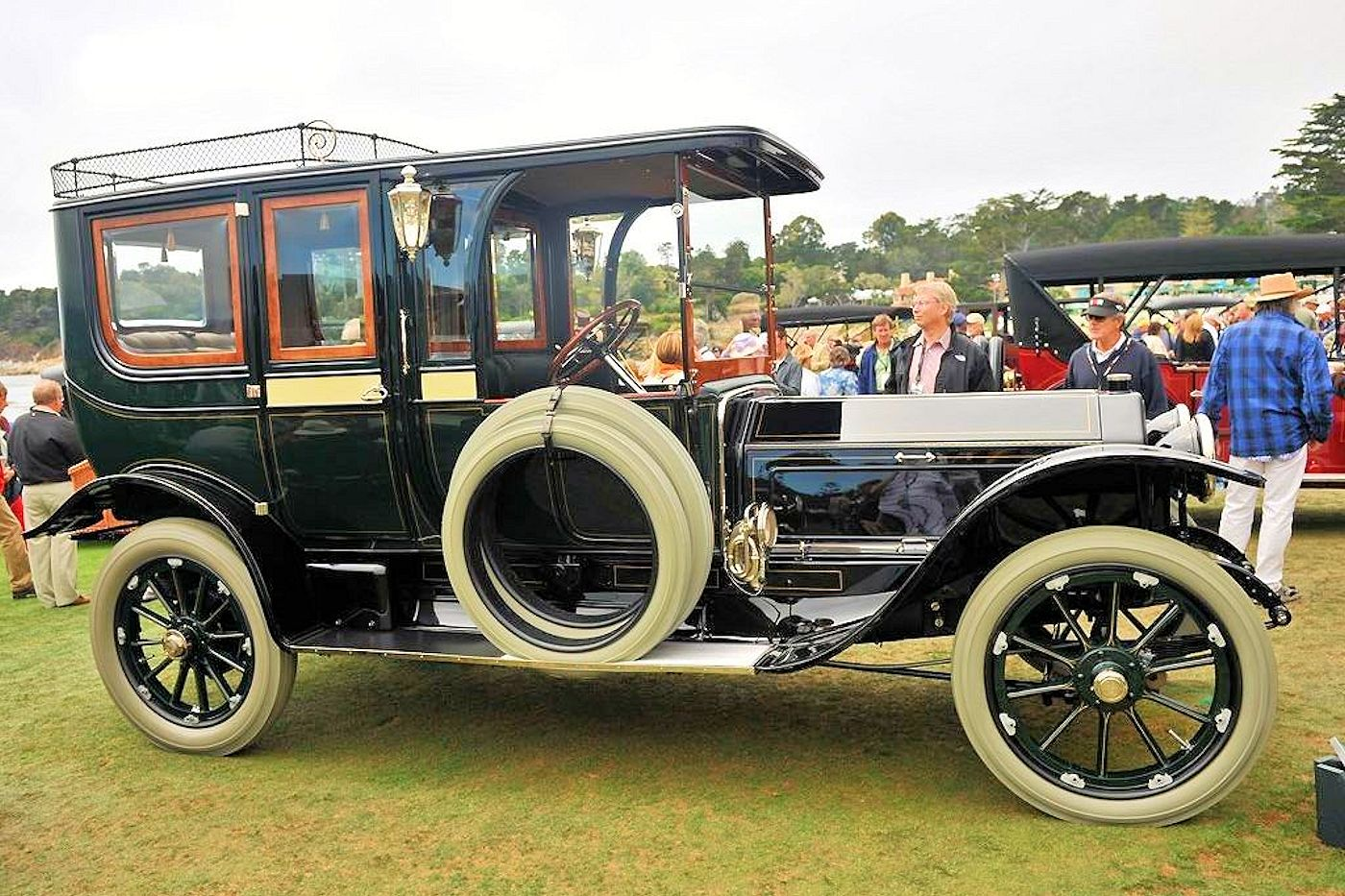 1913 Peerless - Laidlaw Antique Auto Retoration