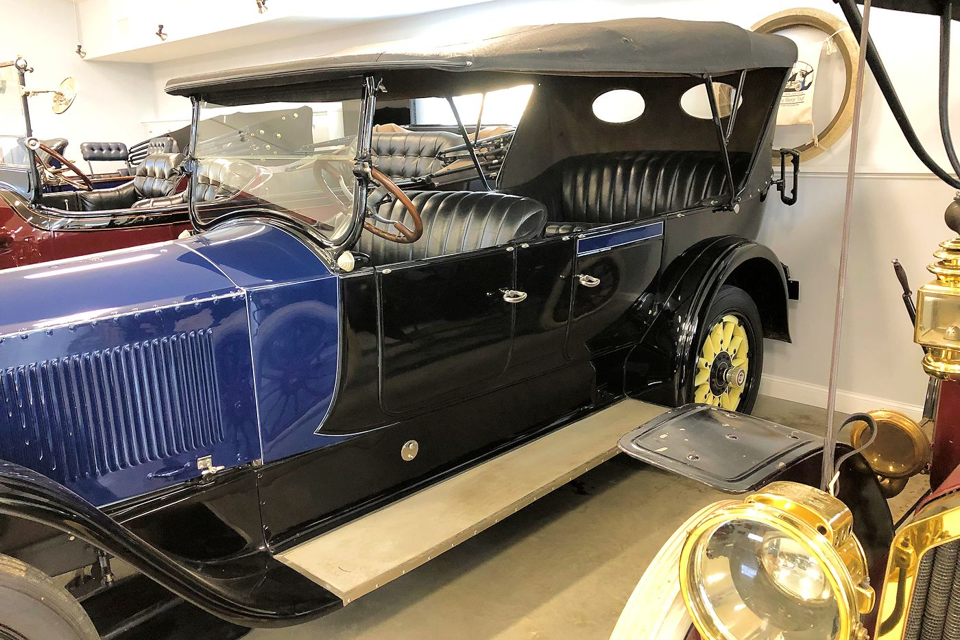 1921 Packard Twin 6, Model 135, 7 Passanger Touring - Laidlaw Antique Auto Restoration