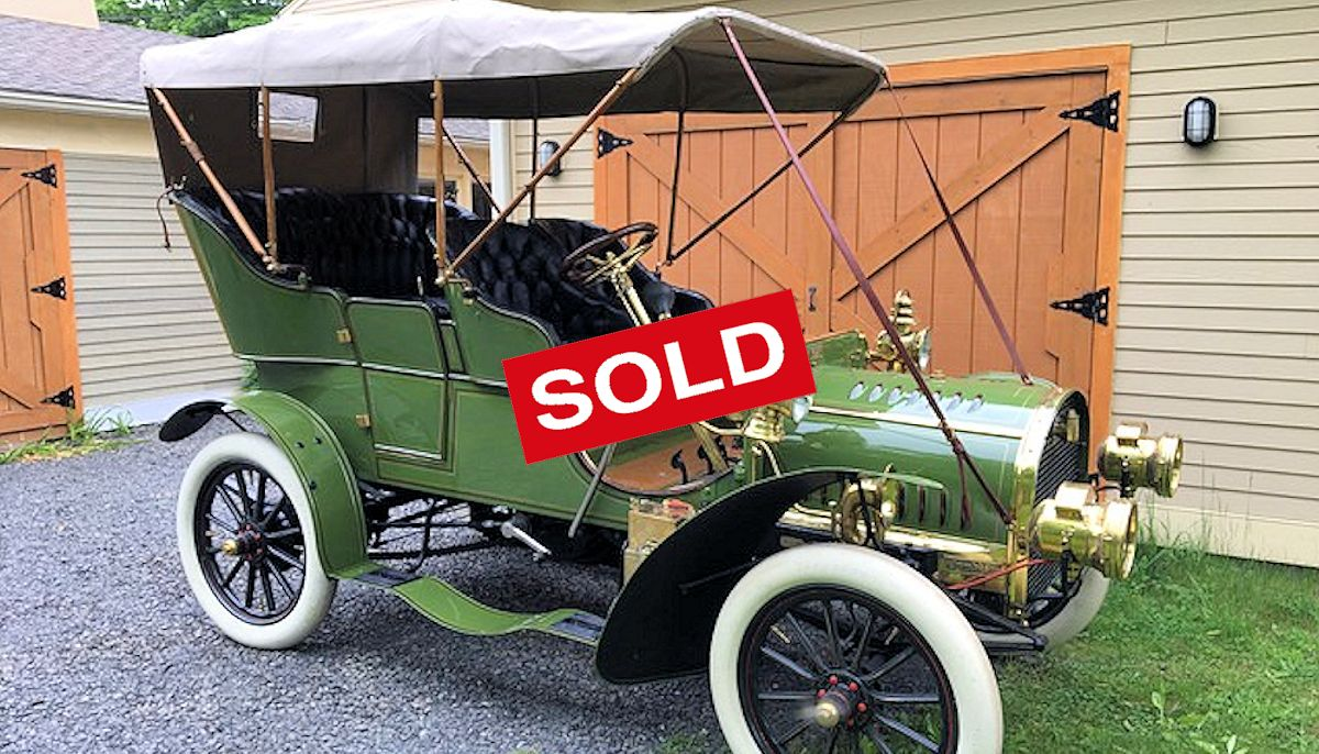 1921 Packard Twin 6, Model 135, 7 Passanger Touring - Laidlaw Classic Automotive Restoration & Sales