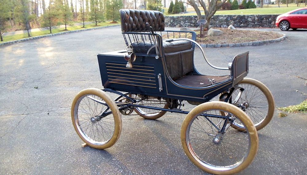 1900 Mobile for Sale by Laidlaw Classic Automotive Restoration & Sales