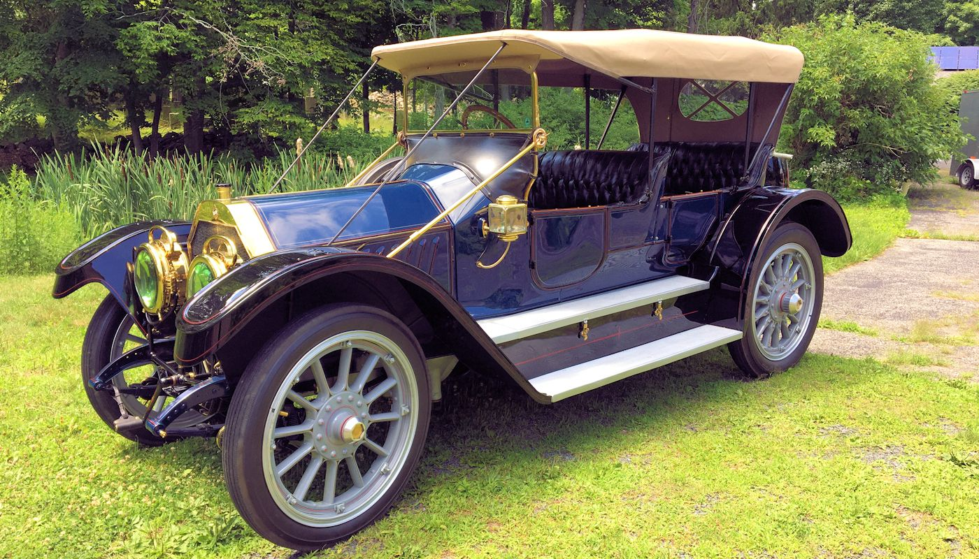 1911 Oldsmobile Special Tourabout for Sale by Laidlaw Classic Automotive Restoration & Sales