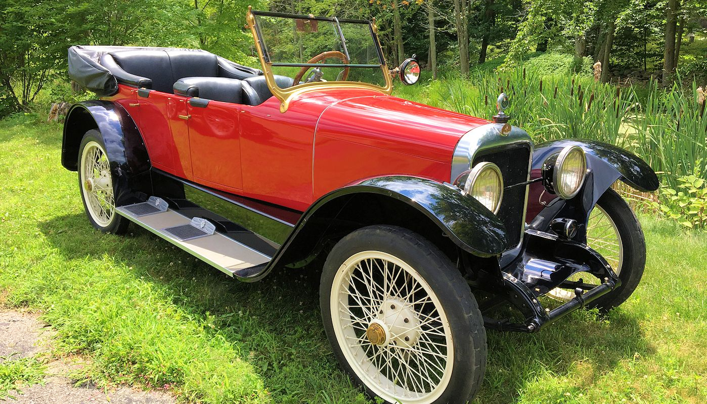 1924 Templar 4-45 Touring Car for Sale by Laidlaw Classic Automotive Restoration & Sales
